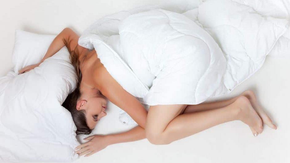 Quelles positions pour dormir ?