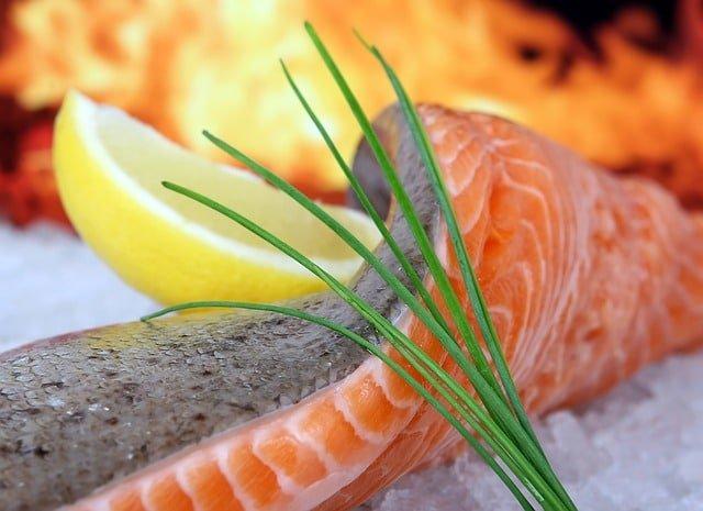 saumon et oméga 3