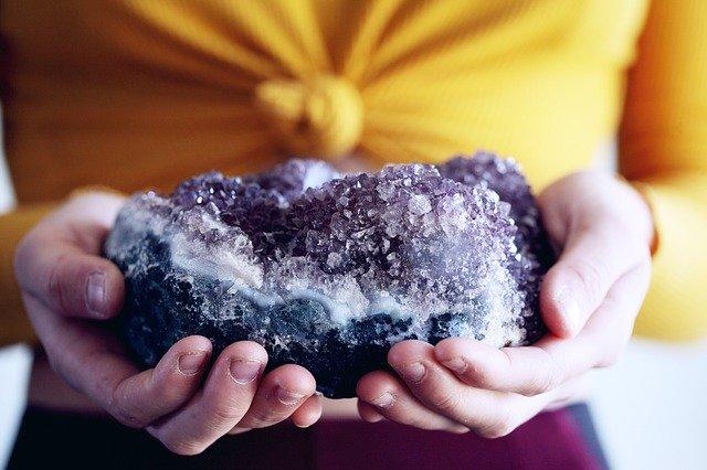 pierre géode