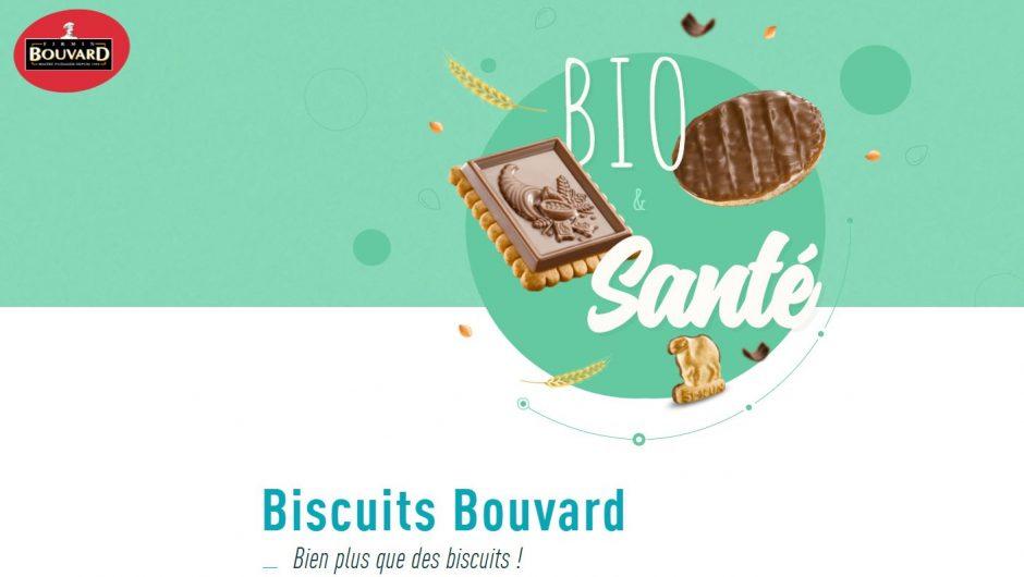 Biscuits Bouvard, des produits bons pour la santé