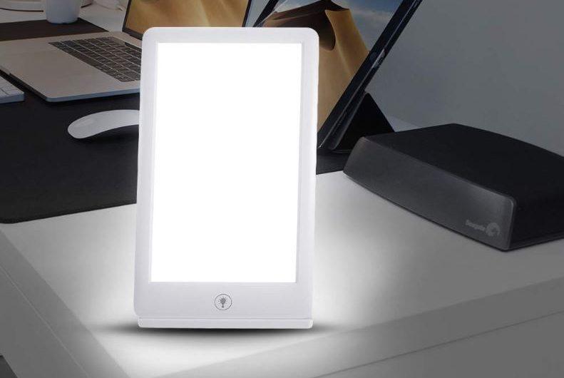 lampe de luminothérapie