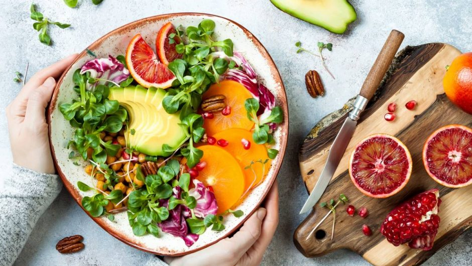 Je mange vegan et ça me va bien !