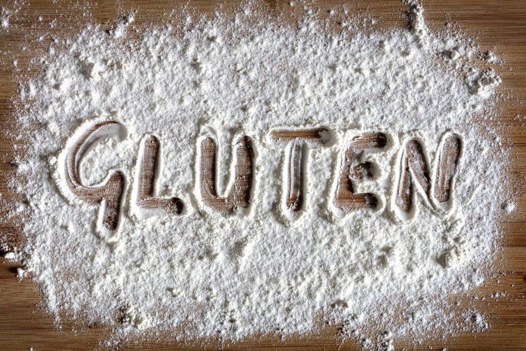 De quoi est composé le gluten ?