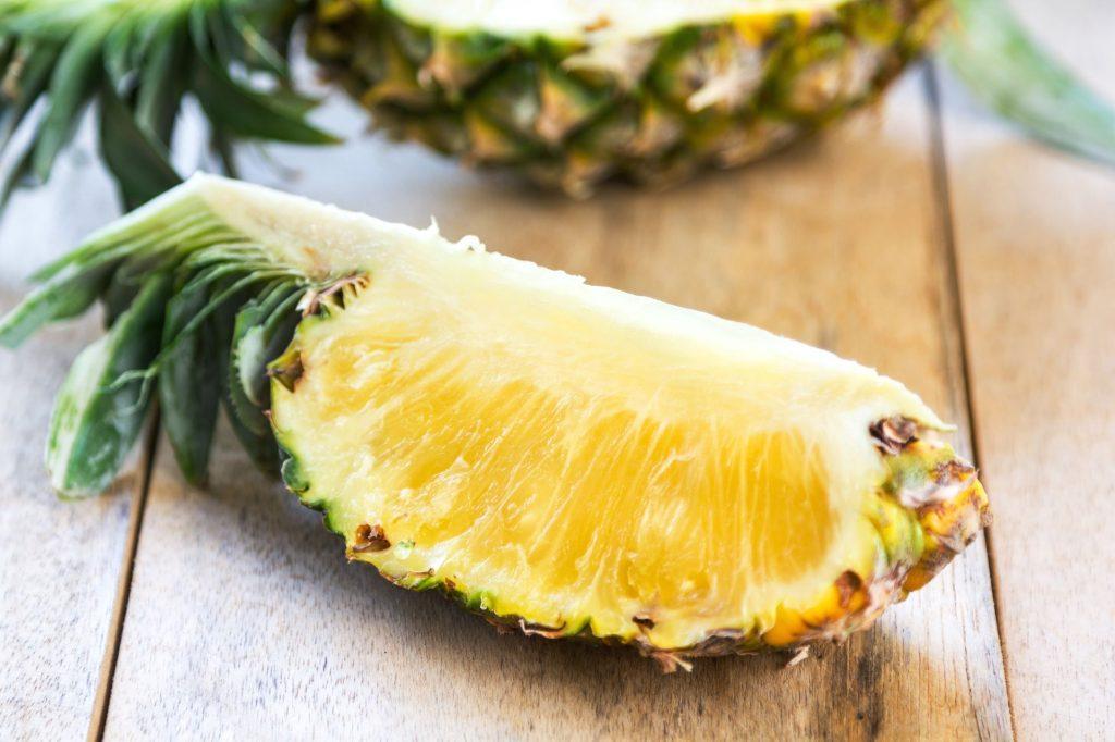 Ananas : des ingrédients détoxifiants au pouvoir antioxydant