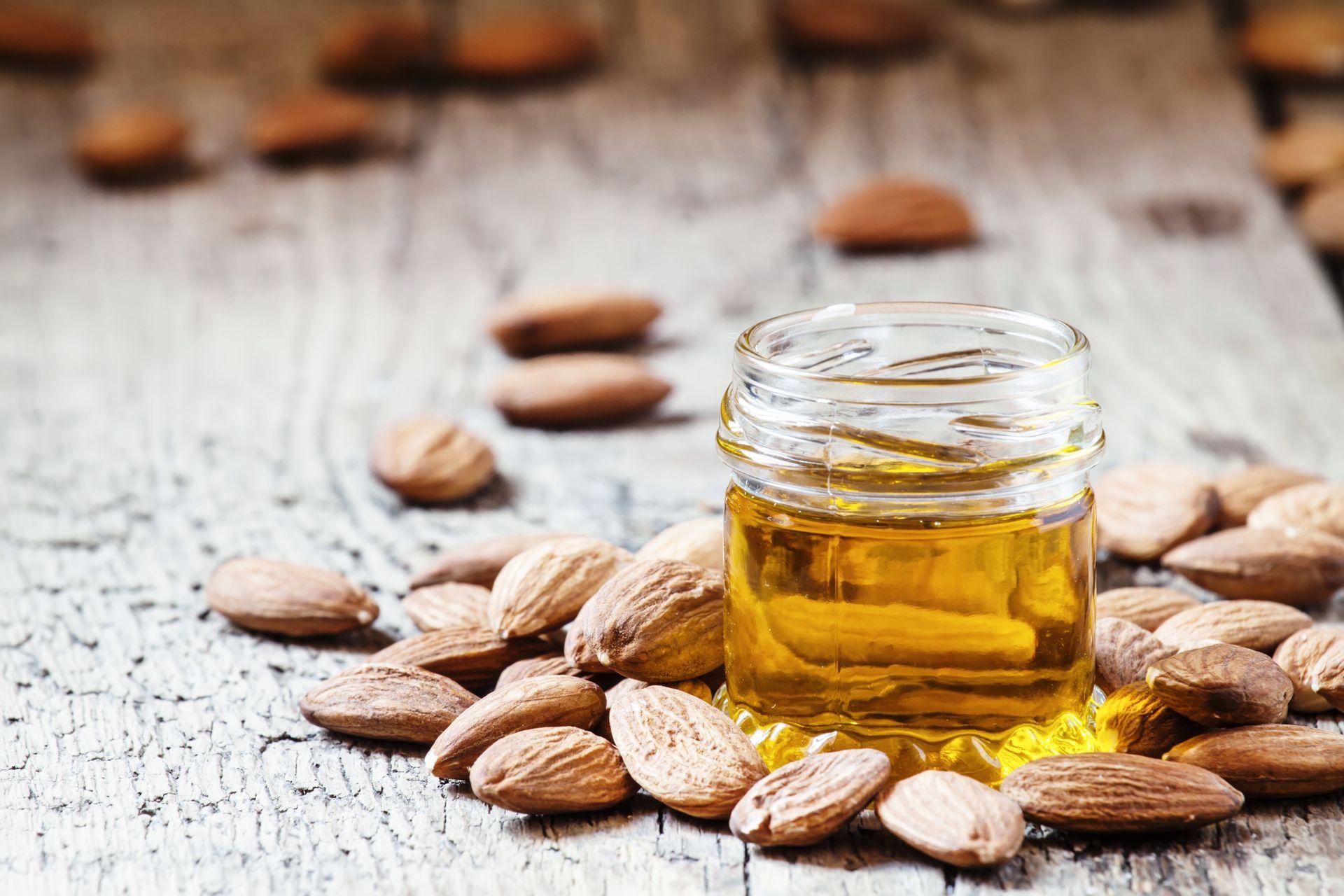 Les bienfaits de l'huile d'amande douce pour la santé