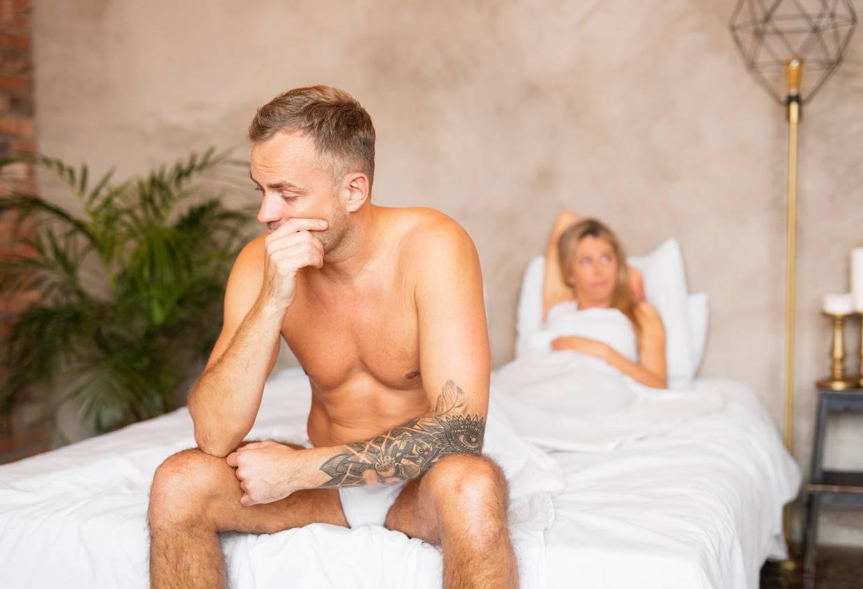 problème rapport sexuel éjaculation précoce